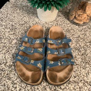 💙 Authentic Birkenstock Papillio Sandals 💙